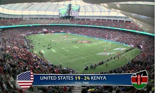 Fiji defeats Kenya to claim Canada Sevens