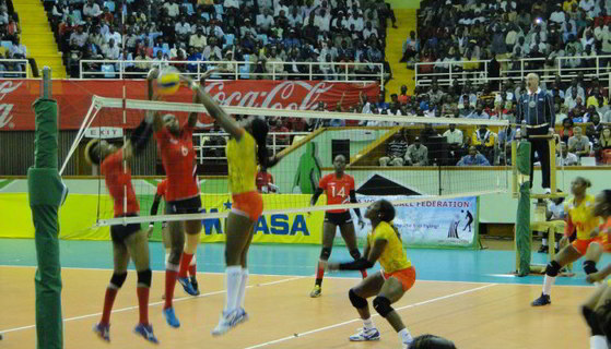 Youth African Volleyball Games Draw, Kenya Women given a wild Card