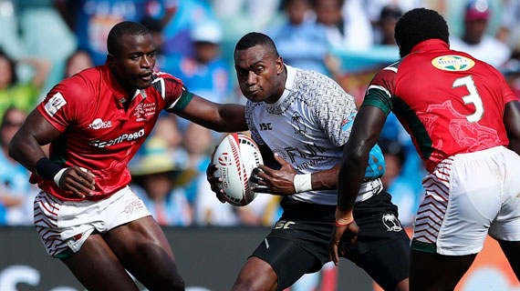 Rugby Wold Cup: Kenya to face Scotland