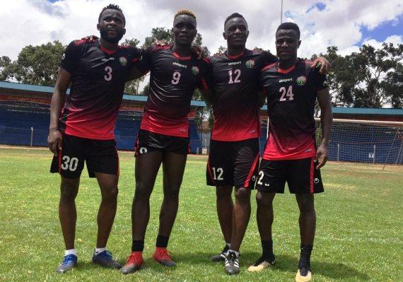 Harambee Stars vs Uganda Cranes starting line-ups