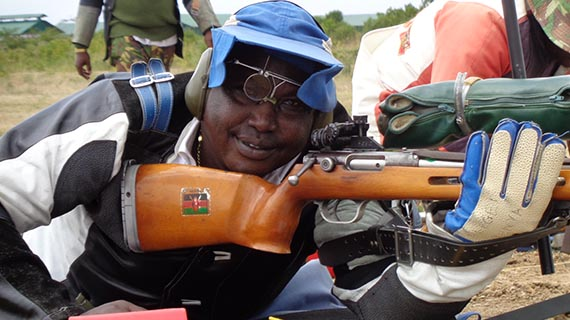 Full-bore shooting ace- Legei succumbs to Covid-19