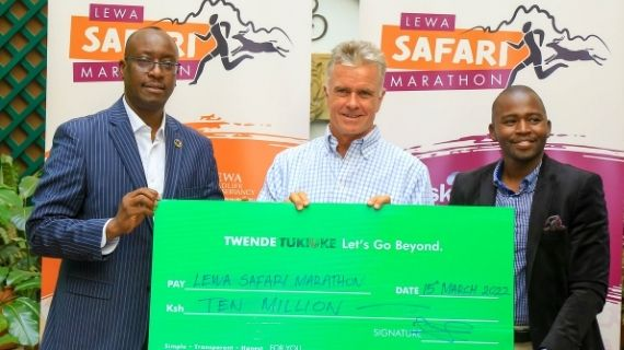 2018 Lewa marathon dates announced