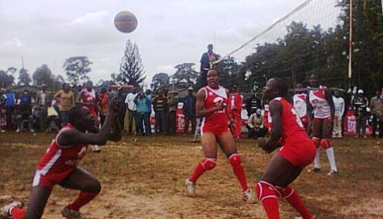 Lugulu, Kwanthanze to faceoff in explosive volleyball finals