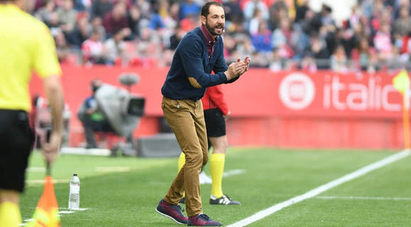 Coach Pablo Machin leaves Girona for Sevilla