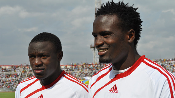 Wanyama, Mariga included for Stars friendlies