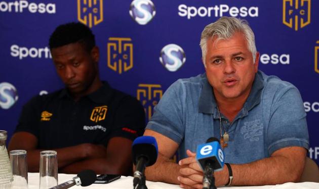Masoud Juma nears return  for Cape Town City