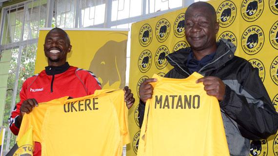 Okere replaces Ouma as Starlets Head Coach