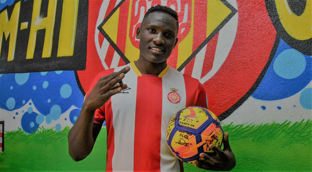 Olunga ends Girona sojourn with a win