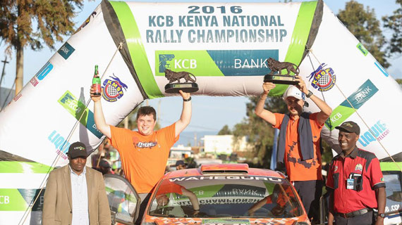 MRT team ready for repeat performance in Kitengela Rally