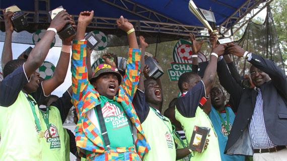 Mukumu Boys crowned Western Chapa Dimba champions