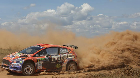 KNRC motor rallies receive live coverage boost ahead of Kitengela rally