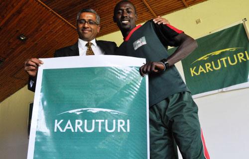 Cricket team lands sponsorship from Karuturi