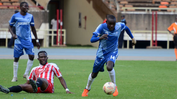 Nakumatt beat Ushuru to escape relegation scare