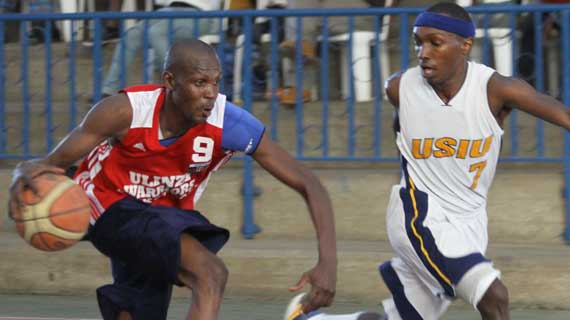 Resilient USIU push Ulinzi to match Five