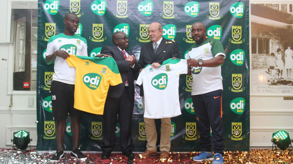 Mathare United unveil second sponsor