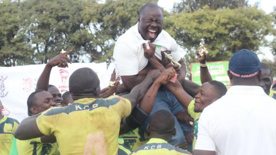 Kenya Rugby Union name Curtis Olago as new Under 20 Head Coach
