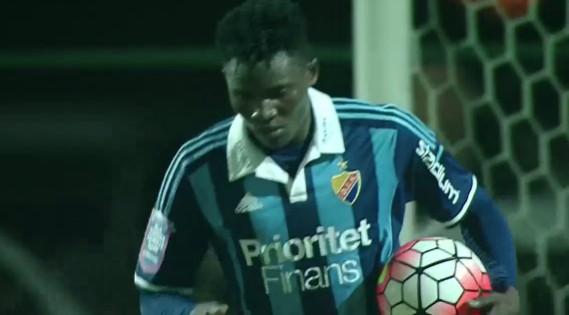 Olunga scores as Djurgarden draws with Bucharest