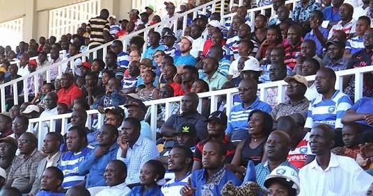 4K fans attended Ingwe vs Fosa Juniors match