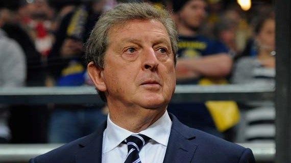 No Andy for Hodgson