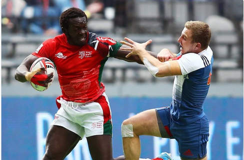 Fiji beat Kenya 31-12 to win Canada Sevens