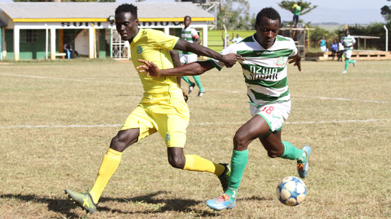 Trouble at Nzoia as Players Go-Slow