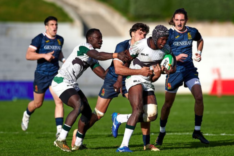 National rugby sevens teams pitch camp at Kasarani as Olympic preps intensify