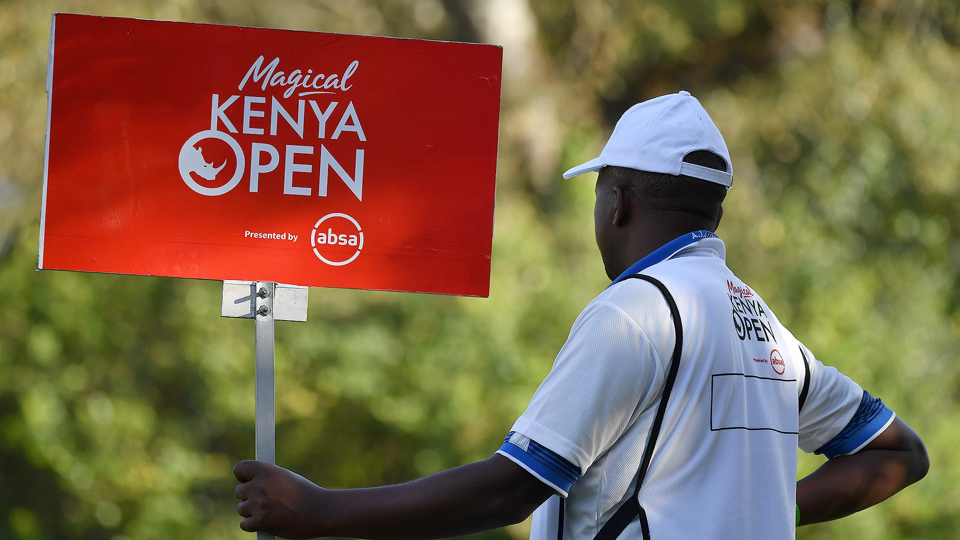 Kenya Open: No live TV coverage again for third round as 'logistical difficulties' continue