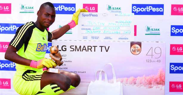 Sofapaka's Ndikumana named March KPL player of the month