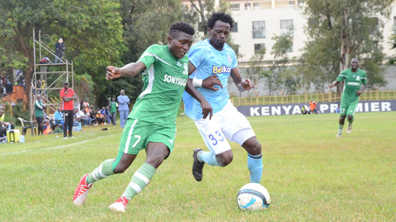 Hard fighting 10-man Sony grab point off Sofapaka