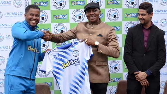 New coach ready to lead Sofapaka to greatness
