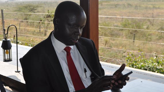 South Sudan seeking partnerships to elevate sports