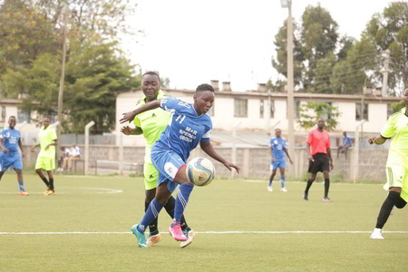 FKF Women Premier League Weekend Action