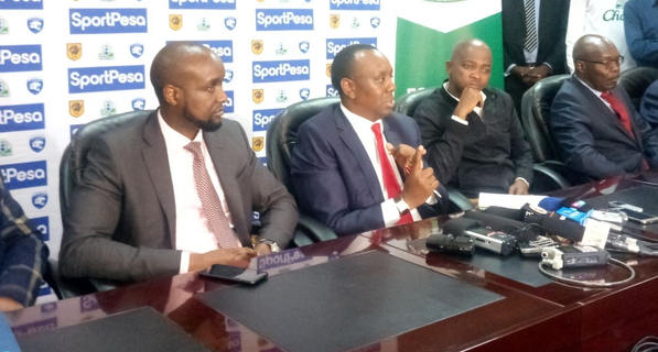 SportPesa reinstates sponsorship with Kenyan Premier League