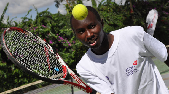 Mugabe leads others to the semis of Kenya open