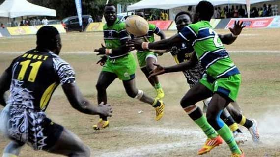 MMUST on a fly start at the Great Rift 10's