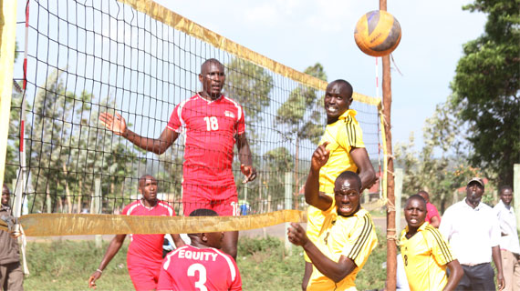 Rivalry renewed as Kenya volleyball action heads to Kitui