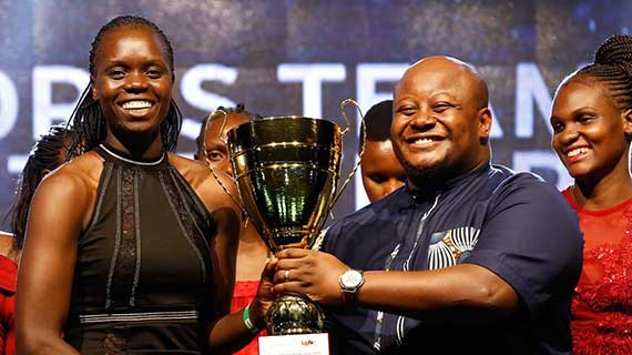 Kipchoge,Obiri crowned 2019 Kenya Sports Personalities
