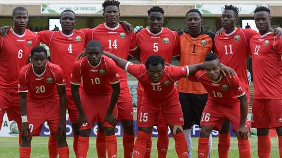 Three friendlies for Harambee Stars in the offing