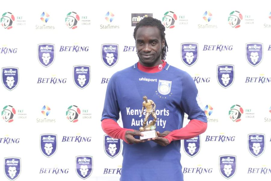 Wadri wins February player of the month accolade