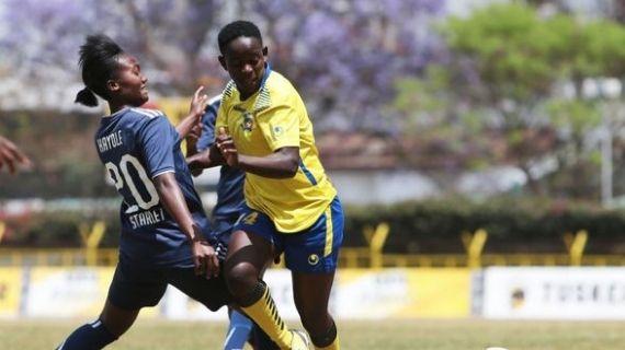 FKF Women's Cup: It's an Ulinzi - Vihiga Queens final