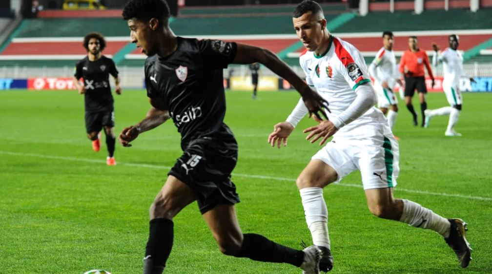 Away win sees Zamalek stay in contention for CAF Champions League qualification